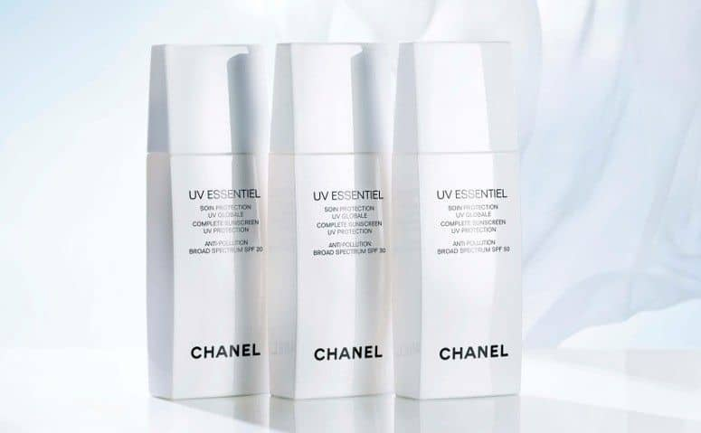 UV Essentiel FPS 50, da Chanel, por R$ 219,00 na Vivadream Cosmetics