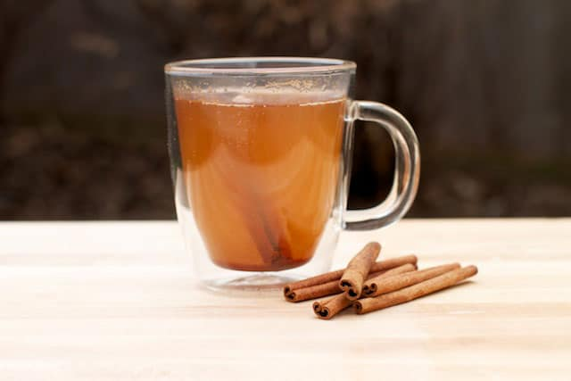 Cinnamon Metabolismo Tea